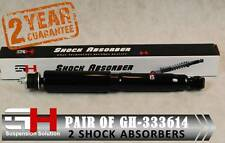 2 NEW FRONT GAS SHOCK ABSORBERS VAUXHALL FRONTERA B  ///GH-333614///