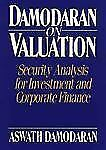 Damodaran on Valuation: Security Analysis for Investment and Corporate Finance -