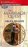 Brooks, Helen .. The Marriage Quest