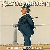 Savoy Brown - Jack the Toad Live 1970-1972 (Live Recording) (CD) FREE UK P+P ...