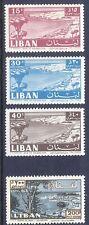 LEBANON- LIBAN SC# C299-C302 BAY OF JOUNIEH - MNH