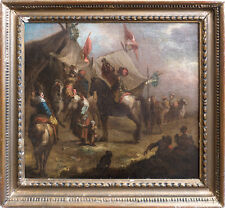 Dutch Old Master Painting Philips Wouwerman (1619-1668) attr.