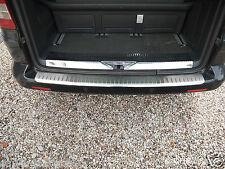 VW T5 CARAVELLE 2003-2014 PROTECTION DE SEUIL DE PORTE EN INOX MAT