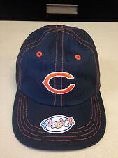 NFL Chicago Bears Orange & Blue Toddler Baseball Cap Hat New