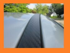 Carbon Fiber Side Roof Molding Trim 2pc For Ford Models