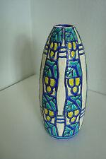 Charles Catteau Entwurf für Boch Frères, La Louvière, um 1924. Vase.  Dekor952