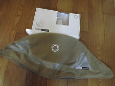Genuine Bugaboo Cameleon 1 2 or 3  Sand Fleece Summer Breezy Hood Canopy Fabric