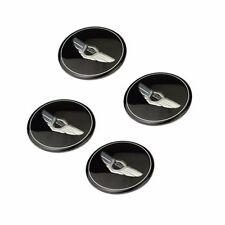 (Fits: Hyundai 2010-2015 Genesis Coupe) Wheel Cap Emblem Made in Korea