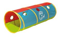 Generic Fun Pop-Up Tunnel Childrens Kids Activity Outdoor Indoor Adventure Game