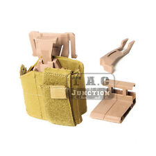Tactical Right Hand Waist Adjustment Universal Pistol Holster UPH w/MOLLE System
