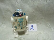 Vintage Loose 1977 Star Wars: A New Hope R2-D2 Droid Figure C-8.5 HK
