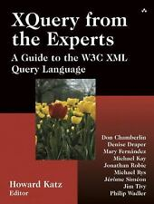 XQuery from the Experts: A Guide to the W3C XML Query Language-ExLibrary