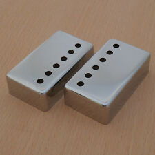 Humbucker NECK  BRIDGE Guitar Pickup Covers Humbucker Pickup Covers CHROME