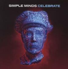 SIMPLE MINDS - Celebrate The Greatest Hits   2CD        (2013)  + 2 NEW SONGS