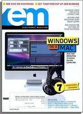 EM Electronic Musician - 2008, July - Windows on a Mac, Mastering Whiz Bob Katz