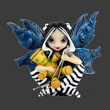 *FAIRY VOODOO* Goth Strangeling Art Hanging Figurine By Jasmine Becket-Griffith
