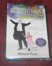 The Music Within : Discovering the Joy - Again! DVD NEW SEALED Timothy Seelig