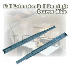 "10"" Full Extension Ball Bearing Side Mount Drawer Slide"