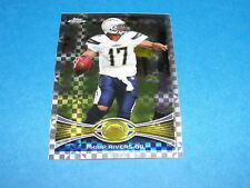 2012 TOPPS CHROME Philip RIVERS #30 XFractor CHARGERS North Carolina St WOLFPACK