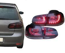 SATZ LED RÜCKLEUCHTEN VW GOLF 6 VI 08+ ROT/RAUCH ORIGINAL-GTI R LOOK DECTANE NEU