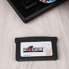 For Nintendo Game Boy Advance Final Fantasy VI GBA Game Card For Fans Children