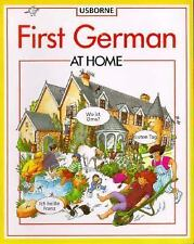 First German at Home Tyler, Jenny, Gemmell, Kathy Paperback