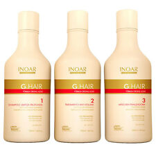 Inoar G Hair Keratin Brazilian blowout 250 mi/8,4oz 3 steps