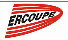 A098 Ercoupe Airplane banner hangar garage decor Aircraft signs