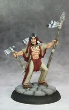Raven Reaper Miniatures Savage Worlds Scout Indian Native American Melee Western