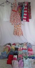 Huge Lot of 44 Girl Clothes Size 3T Spring Summer Gap Children's Place Carter's