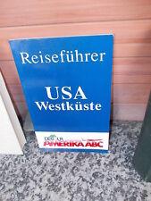 Reiseführer USA Westküste, aus dem Polyglott Verlag, 14. Auflage 1988/89