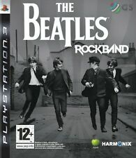 BEATLES ROCK BAND PS3 * NUOVO SIGILLATO PAL *