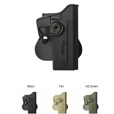 IMI Black Retention Roto Holster for Sig Sauer P226 Tactical Operations (Tacops)