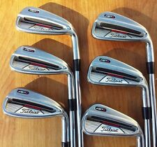 Titleist AP1 Iron Set 5-PW True Temper Dynalite Gold R300 Regular Flex, +.5 inch