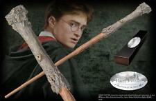 "Harry Potter Wand Authentic 15"" Replica NIB from Harry Potter Movie w/ Name Clip"