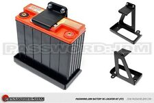 Password JDM Battery Relocator 2007-2008 Honda Fit (Battery NOT INCLUDED)
