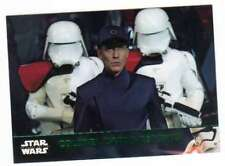 2016 Topps Star Wars Force Awakens Series 2 Green #86 Colonel Datoo Reports