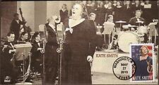 2010 KATE SMITH ~ BGC #2 FIRST DAY COVER