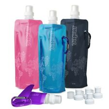 Vapur 0.5L Foldable Water Bottle (1)