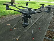 Yuneec Typhoon H 6mm landing gear by Ralphy! LIFETIME