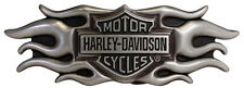 Harley Davidson Mens Inspiration B&S with Flames Buckle