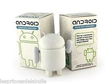 "Do-It-Yourself Android Blank White DIY 3"" Figure / 8cm Figurine Munny"