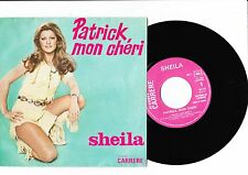 SHEILA-Patrick, mon cheri