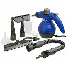 Handheld Steam Cleaner Carpet Floor Portable For Furniture Car Upholstery Fabric