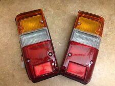 80-90 Toyota Fj60, Fj62 Rear Tail Lights Set