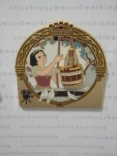 Walt Disney Classic Collection WISHING WELL SNOW WHITE RAGS And The 7 Dwarfs Pin