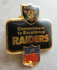 American Football - Super Bowl -  Oakland Raiders - Pin