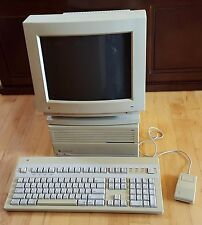 Apple Macintosh IIci Vintage Desktop Computer with all original everything