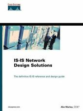 IS-IS Network Design Solutions Networking Technology
