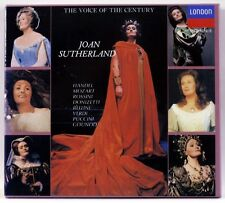 JOAN SUTHERLAND The Voice Of The Century - 3 CD BOX JAPAN